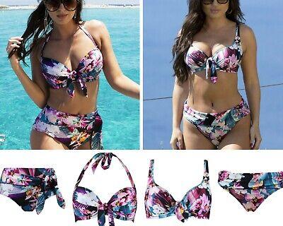 Damen Getaway Padded Convertible Underwired Top Bikinioberteil Pour Moi