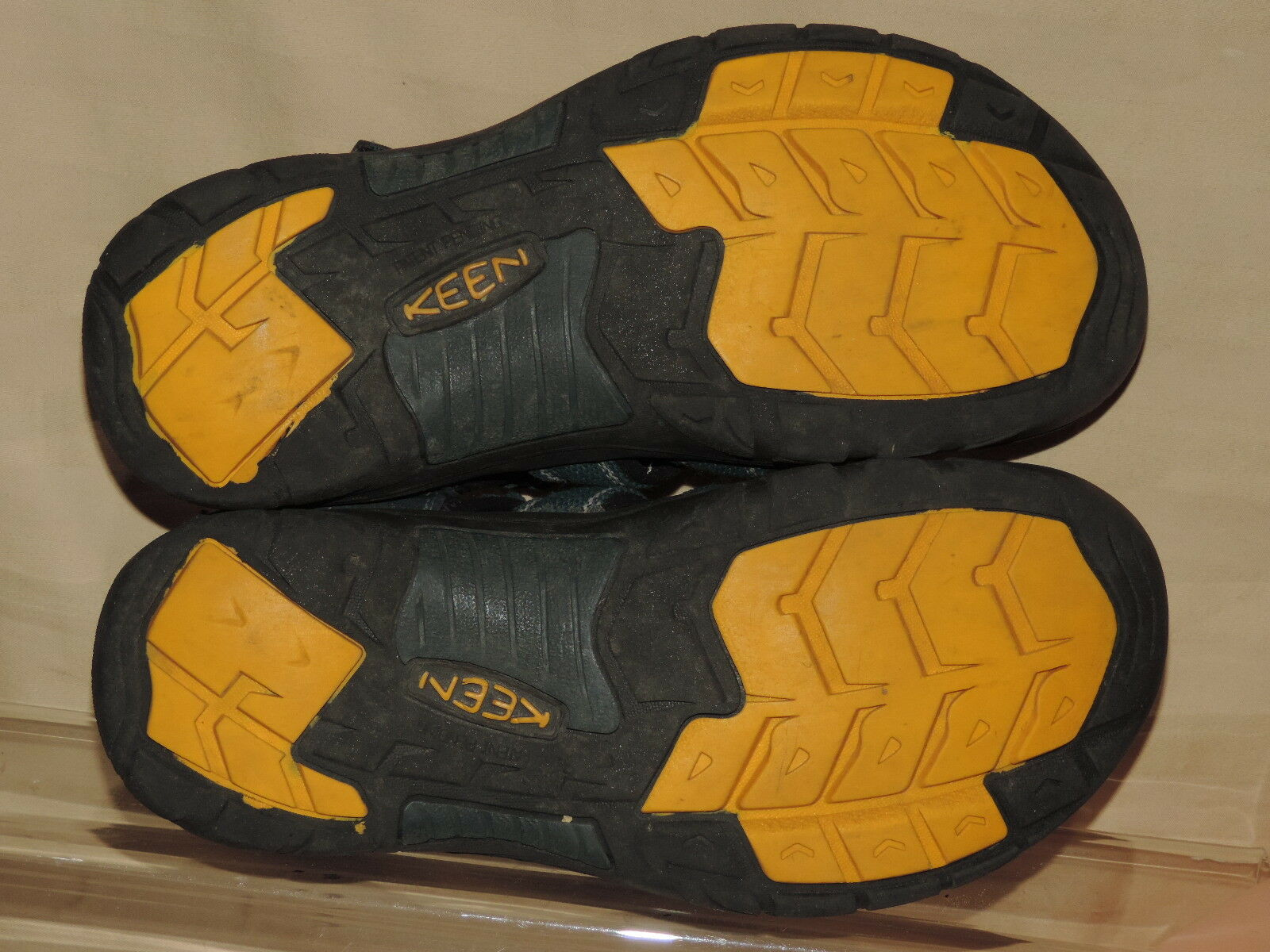 Keen H2 Newport style Navy Blue Sandals Hike Trail Beach Water Sandals Blue 23ed85