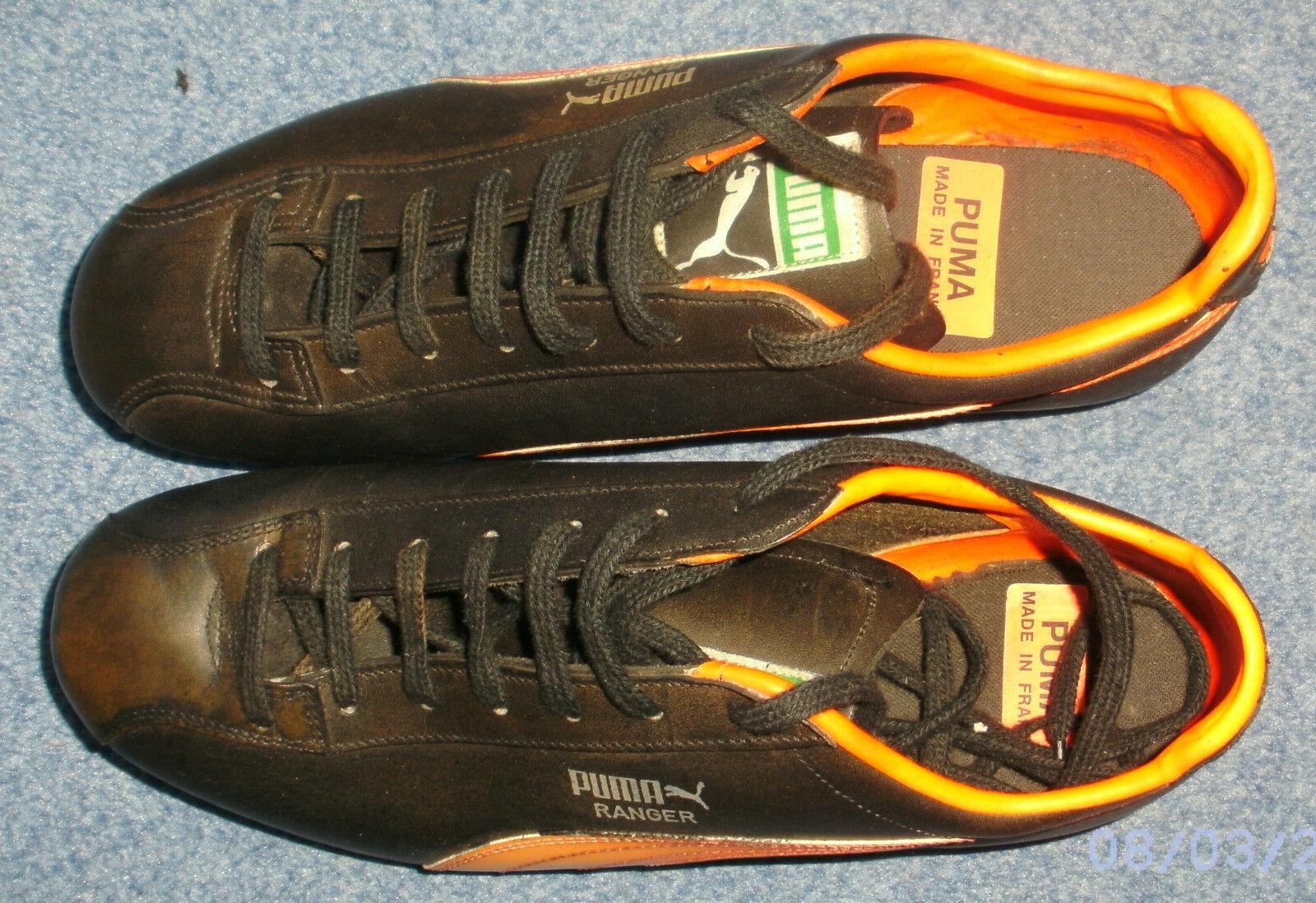 Seltene Vintage Puma Fußballschuhe FG Ranger FG Fußballschuhe 312, NEU, Gr. 40,5 = 7 62f54c