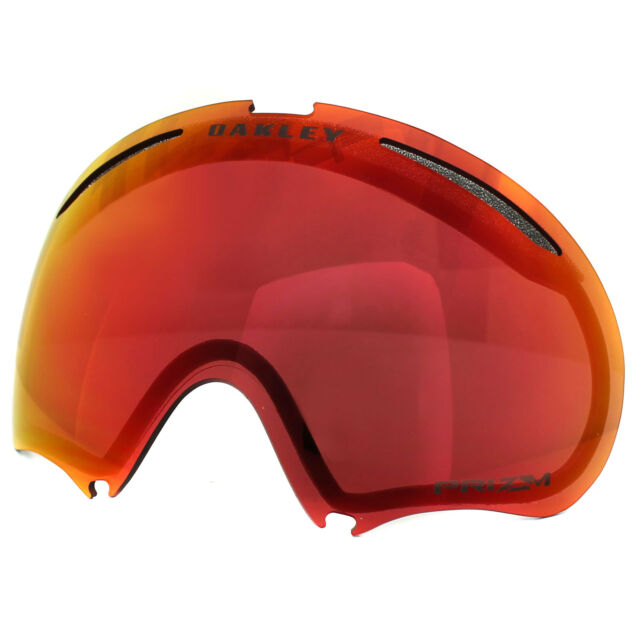 bb631afa2c55 Oakley Ski Snow Goggles Replacement Lens A Frame 2.0 101-244-005 Prizm Torch