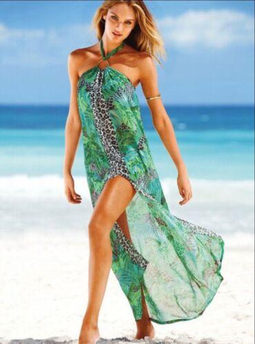 Victoria's Secret XS S Caftan Cover Up Dress Anima