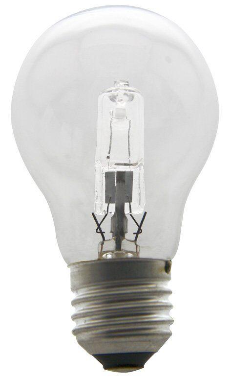 Glühbirne, Glühlampe, 70 W Halogen entspricht 100W Glüh Birne KLAR E27  4213