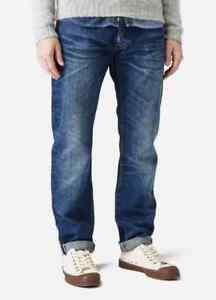 Ed W34 Edwin Uomo Regolare Clean L34 63 Jeans Arcobaleno Val contrasto 55 gq6wEy4