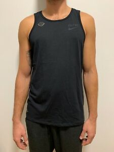 hot-selling discount new products for hot sale online Details about Nike Mens Dri-Fit Tank Top Shirt Grey/White/Black