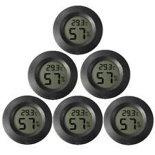 Mini Digital LCD Thermometers Hygrometer Humidity Temperature Meter Indoor