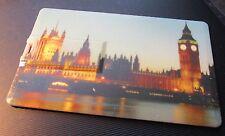 Credit Card Style UK Union Jack Flag 8GB Memory Stick Pen drive Gift