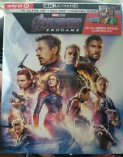 Avengers Endgame (4K UHD+Blu-Ray+DigitalHD) Target Exclusive. Mint. A+Seller