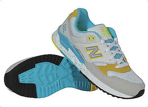 New Balance 530 Running Remix Classic Women's Shoes W530PSB Medium (B M) NIB