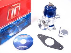 Turbosmart Dual Port Blow Off Valve Bov For Turbo Blue Wrx Sti Mazdaspeed Cx 7 Ebay