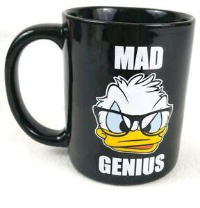 DONALD-DUCK-Mad-Genius-Authentic-Disney-Parks-Coffee-Mug-Home-Decor