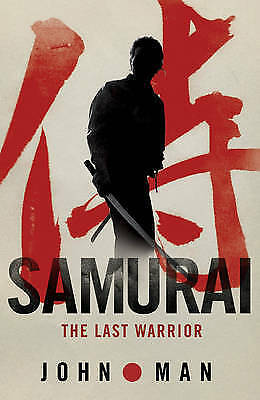 Man, John, Samurai, Hardcover, Very Good Book
