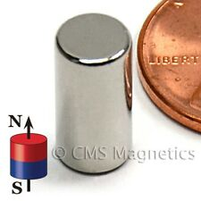 Super Strong N50 Neodymium Magnet Cylinder 14x12 Rare Earth Magnet 50 Pc