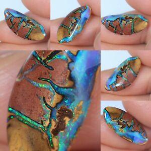 4-99-TCW-Natural-AUSTRALIA-KOROIT-Boulder-Opal-Stone