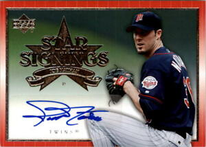 2007-Upper-Deck-Star-Signings-JN-Joe-Nathan-Auto