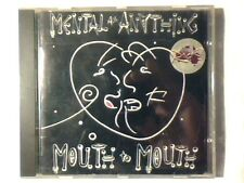 MENTAL AS ANYTHING Mouth to mouth cd HOLLAND MINT -
