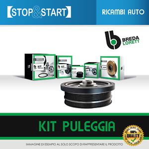 KIT-PULEGGIA-ALBERO-MOTORE-BMW-SERIE-1-E81-E87-118d-120d-SERIE-3-E46-318d-320d