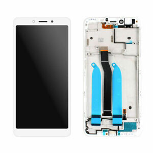 LCD Touch Digitizer Screen Replacement Assembly ± Frame For Xiaomi Redmi 6 6A