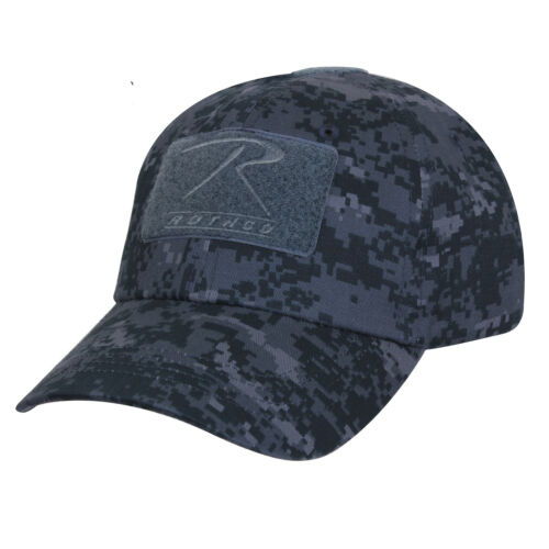 American Flag Patch Special Force Low Profile Tactical Adjustable Operator Cap