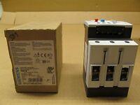 1 Siemens 3ru1146-4db0 3ru11464db0 Relay Iec S3 Cl10 18 - 25a Screw