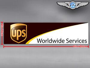 UPS-UNITED-PARCEL-SERVICE-RECTANGULAR-LOGO-DECAL-STICKER