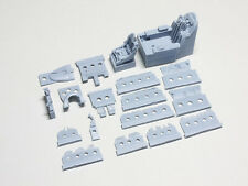 WOLFPACK WP48168 Cockpit Set for Kinetic Kit F-5A Freedom Fighter in 1:48