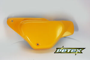 Details About Honda Monkey 125 Right Side Cover Yellow Color