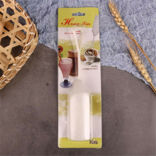 Hand-Held Electric Egg Beater Milk Coffee Drink Whisk Mixer Mini Kitchen Tools