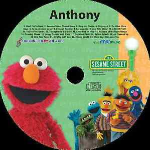 Sing-Along-with-Elmo-Personalized-Kids-Music-CD-Digital-Download-Available