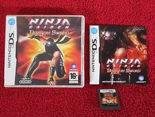 NINJA GAIDEN DRAGON SWORD - Nintendo DS ~16+ Action/Adventure Game
