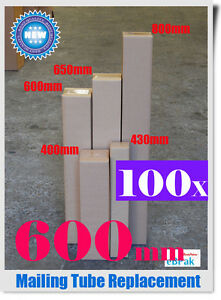 100-100x100x600mm-Mailing-Box-Long-Tall-Shipping-Carton-Tube-Replacement-STRONG