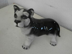 Dog-ceramic-figuras-Husky-Siberiano-estatuilla-perro-ceramica-12cm