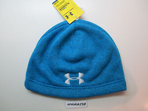 02085d028db Under Armour coldgear storm performance women s winter hat beanie in ...