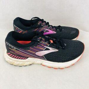 Brooks-Womens-Adrenaline-GTS-19-Running-Shoes-Black-1202841B080-Low-Top-8-5-B