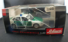 Schuco  Opel Vectra Stufenheck ◊ Polizei ◊ 1/43 boxed / en boîte