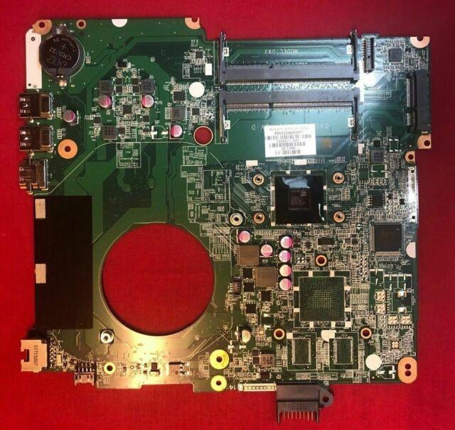 NEW 734827-601 734827-501 HP 15-N AMD UMA w// A6-5200 Motherboard DA0U93MB6D0 US