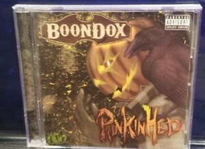 Boondox-Punkin-Hed-CD-insane-clown-posse-twiztid-pumpkin-head-axe-murder-boyz