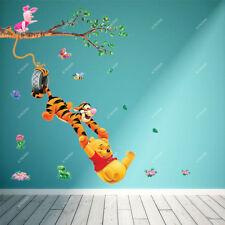 Wandtattoo Wandsticker XL Winnie Pooh Tigger Wandaufkleber Kinderzimmer