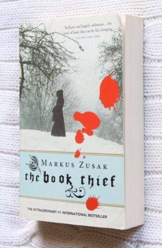 1 of 1 - The Book Thief by Markus Zusak (Very good,1st edition, reprinted 2010) free post