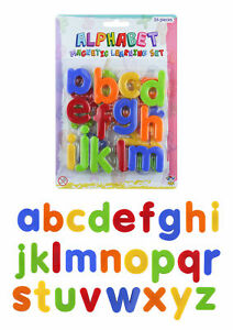 26-Magnetic-Letters-Educational-Fridge-Magnets-Alphabet-Strong-Baby-School