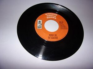 The-Searchers-Bumble-Bee-A-Tear-Fell-45-Rpm-1965-Oldies-EX