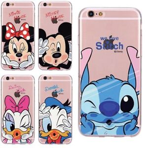coque personnage iphone 6