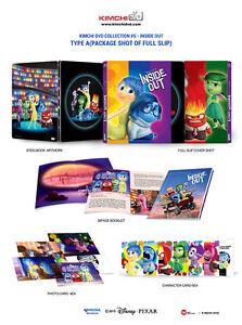 Inside Out - KimchiDVD Steelbook - Full Slip A Pet Slip - NEU!!! - Ulm, Deutschland - Inside Out - KimchiDVD Steelbook - Full Slip A Pet Slip - NEU!!! - Ulm, Deutschland