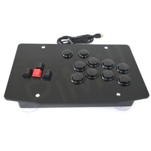 RAC-J500K-Keyboard-Arcade-Fight-Stick-Game-Controller-Joystick-for-PC-USB-US-STK