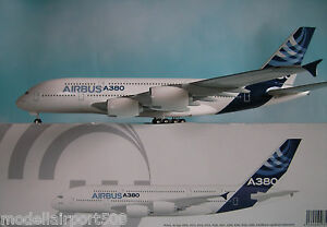 Hogan-Wings-1-200-Airbus-House-Color-A380-800-AS01-Herpa-Wings-Katalog