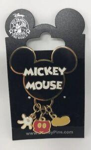 Disney-Mickey-Mouse-Body-Parts-Dangle-PIN-2007-3D-Disneyland-Disneyworld-Walt