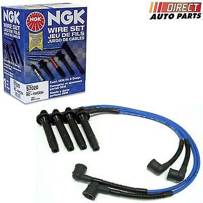 NGK 55004 FX101 Spark Plug Wire Set