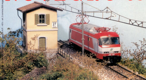 MI 113K  in kit MINITALIA MODELTRENO CASELLO LINEE SECONDARIE art