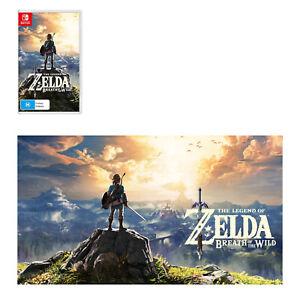 The Legend Of Zelda Breath Of The Wild Kids Nintendo Switch Adventure Video Game