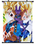 "Hot Japan Anime Dragon Ball Z Goku Home Decor Poster Wall Scroll 8/""x12/"" FL956"