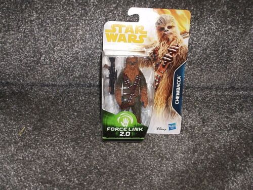 STAR Wars Chewbacca forza LINK 2 Action Figure